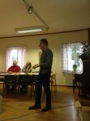 Göran Svensson från odensvi gav oss en uppdatering på fiberprojektet i Odensvi. 160 anslutningar blev 250, på 190 olika fastigheter. Nu är det bara fiberblåsning och lite stolphängning kvar.